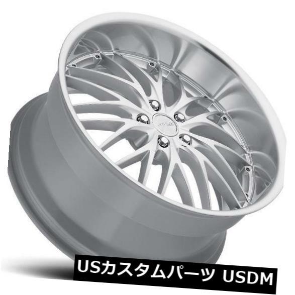 【1着でも送料無料】 海外輸入ホイール 18x8.5 MRR GT1 5x112 +25 Hyper Silver Wheels New Set of(4) 18x8.5 MRR GT1 5x112 +25 Hyper Silver Wheels New Set of (4), ハッピーファッションストア 9b3e4751