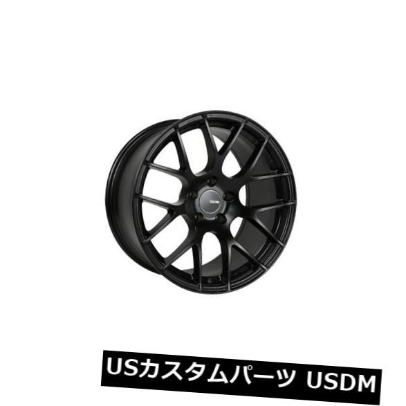 魅力的な価格 海外輸入ホイール 18x8.5 / 9.5 Enkei RAIJIN 5x114.3 +38/35ブラックホイール(4個セット) 18x8.5/9.5 Enkei RAIJIN 5x114.3 +38/35 Black Wheels (Set of 4), オリバ eed2c742