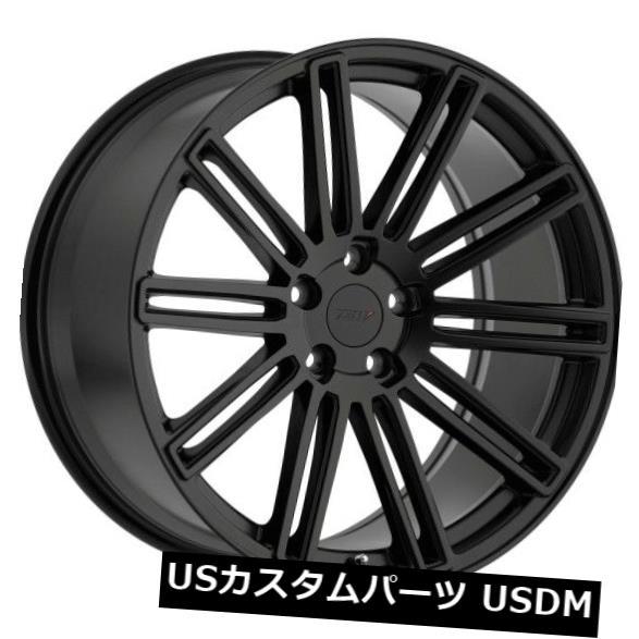 海外輸入ホイール 19x8.5 TSWクロウソーン5x100リム+35マットブラックホイール(4個セット) 19x8.5 TSW Crowthorne 5x100 Rims +35 Matte Black Wheels (Set of 4)