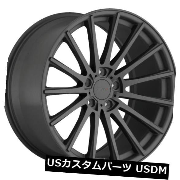 海外輸入ホイール 17x8 TSWシケイン5x114.3リム 40マットガンメタルホイール 4個セット 17x8 TSW Chicane 5x114.3 Rims 40 Matte Gunmetal Wheels Set of 4