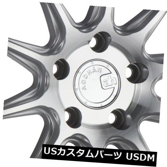 海外輸入ホイール 19x11 AodHan DS07 5x114.3 +22機械加工リム(4個セット) 19x11 AodHan DS07 5x114.3 +22 Machined Rims (Set of 4)