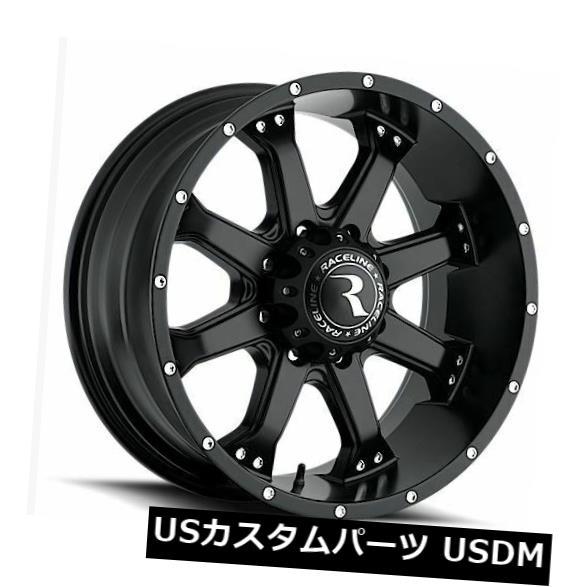 格安販売中 海外輸入ホイール 6x135 17x9レースライン991B-アサルト6x135 ET25サテンブラックホイール(4個セット) 17x9 Raceline 991B-Assault 6x135 (Set ET25 of Satin Black Wheels (Set of 4), ギフトマルシェ:789e0219 --- sztajnke.com