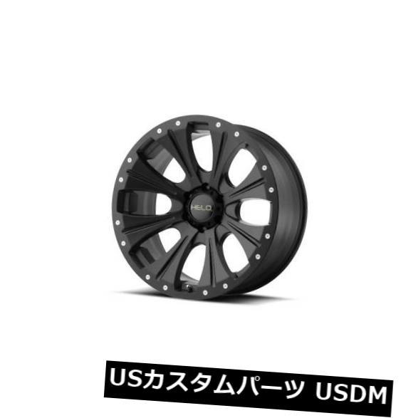【ラッピング無料】 海外輸入ホイール 18x9 HELO ET0 HE901 Satin 6x135 ET0サテンブラックホイール(4個セット) 18x9 6x135 HELO HE901 6x135 ET0 Satin Black Wheels (Set of 4), PUICK:af0e061c --- domains.virtualcobalt.com