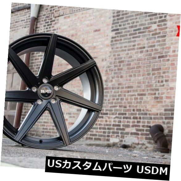 アンマーショップ 海外輸入ホイール 20x8.5 Satin F 20x8.5/ 5x120 10 R F1R F35 5x120 +35/38サテンブラックホイール(4個セット) 20x8.5 F/10 R F1R F35 5x120 +35/38 Satin Black Wheels (Set of 4), L.K&Shop:c443be39 --- pwucovidtrace.com
