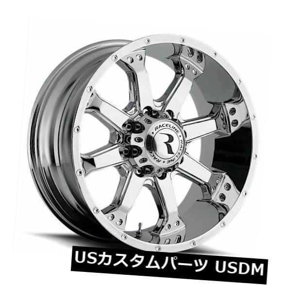 セール 登場から人気沸騰 海外輸入ホイール 17x9レースライン991C-アサルト5x139.7 Wheels ET18クロームホイール(4個セット) 17x9 4) Raceline 991C-Assault of 5x139.7 ET18 Chrome Wheels (Set of 4), レベルアーカイブ:0e668f45 --- unifiedlegend.com