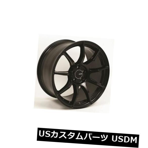 海外輸入ホイール 17x9 Enkei TS9 5x114.3 45ブラックホイール 4個セット 17x9 Enkei TS9 5x114.3 45 Black Wheels Set of 4 結婚式引出物 クリスマス会 お盆