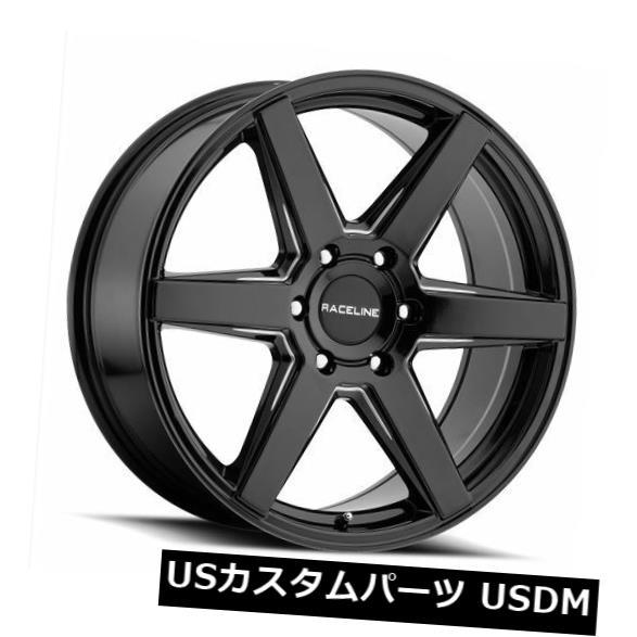 65%OFF【送料無料】 海外輸入ホイール 20x8.5 Raceline 4) 156B-SURGE 20x8.5 5x139.7 ET15ブラックホイール(4個セット) Raceline 20x8.5 Raceline 156B-SURGE 5x139.7 ET15 Black Wheels (Set of 4), オーダースーツのEuro-Express:a1ba5914 --- anekdot.xyz