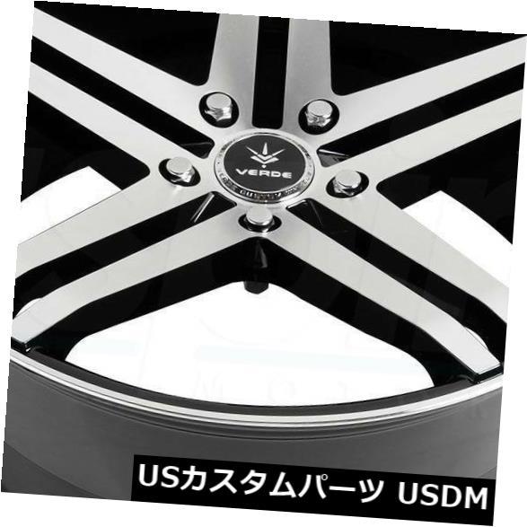 高級品市場 海外輸入ホイール 22x9グロスブラックマシニングホイールヴェルデV39パララックス5x115 20(4個セット) V39 22x9 4) Gloss Black Machined Black Wheels Verde V39 Parallax 5x115 20 (Set of 4), 安心安全のがんばる館:82f53905 --- estoresa.co.za