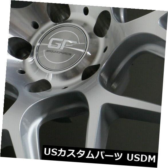 品質は非常に良い 海外輸入ホイール 19x9.5シルバーホイールMRR GF9 5x114.3 20(4個セット) 19x9.5 5x114.3 4) Silver Wheels GF9 MRR GF9 5x114.3 20 (Set of 4), マタニティ服授乳服CHOCOA:789365fb --- lucyfromthesky.com