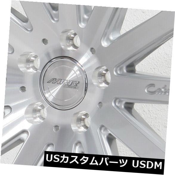 気質アップ 海外輸入ホイール 19x8.5シルバーホイールMRR HR9 5x114.3 5x114.3 20(4個セット) 19x8.5 19x8.5 Silver Wheels MRR MRR HR9 5x114.3 20 (Set of 4), koreaVOCE:32e993eb --- eurotour.com.py