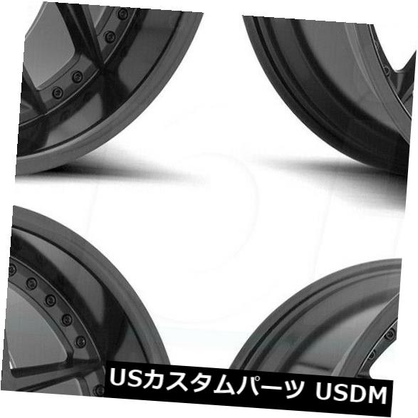 <title>車用品 バイク用品 >> タイヤ ホイール 海外輸入ホイール 20x9ブラックホイールNiche Vice M226 5x120 35 4個セット 20x9 Black Wheels Niche Set [正規販売店] of 4</title>