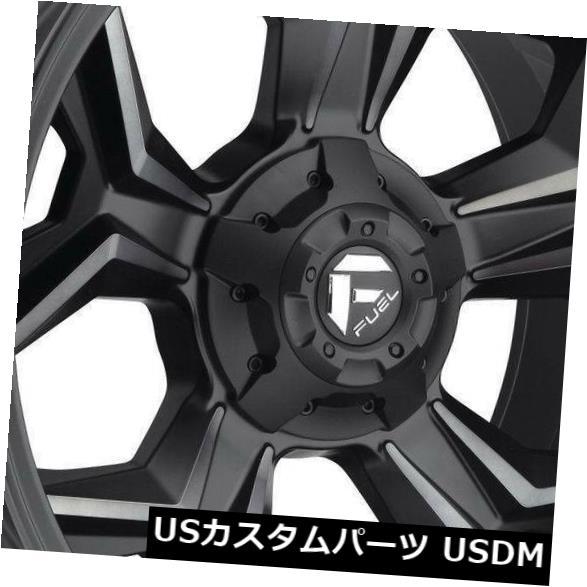 今季も再入荷 車用品 バイク用品 >> タイヤ ホイール 海外輸入ホイール 20x9ブラックティントホイールフューエルアベンジャーD605 6x135 6x5.5 1 4個セット Tint 4 D605 of Fuel Black 20x9 Set Wheels Avenger 業界No.1