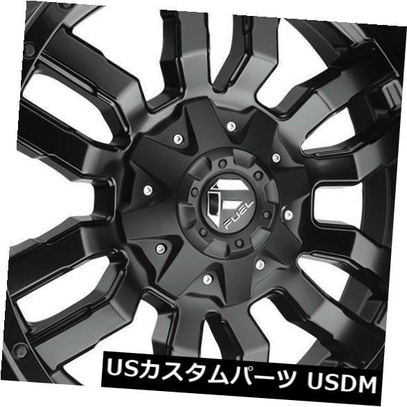 <title>車用品 バイク用品 >> タイヤ ホイール 海外輸入ホイール 20x9マットブラックホイールフューエルスレッジD596 8x6.5 8x165.1 1 4個セット NEW ARRIVAL 20x9 Matte Black Wheels Fuel Sledge D596 Set of 4</title>