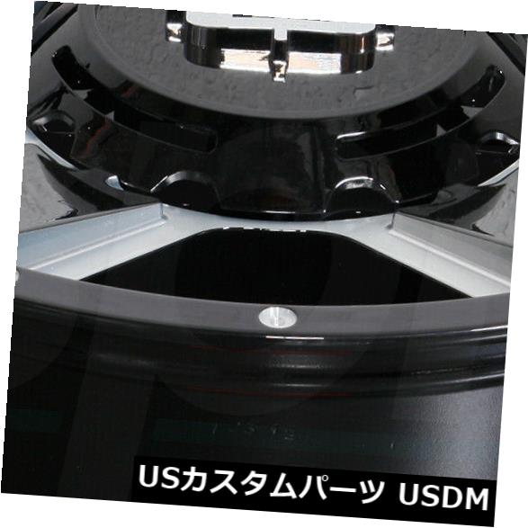 2021人気No.1の 海外輸入ホイール 20x9 Black Milled Wheels Vision 390 Empire 6x135 / 6x5.5 -12(4個セット) 20x9 Black Milled Wheels Vision 390 Empire 6x135/6x5.5 -12 (Set of 4), 牛乳ヨーグルトの伊都物語 40e80a53