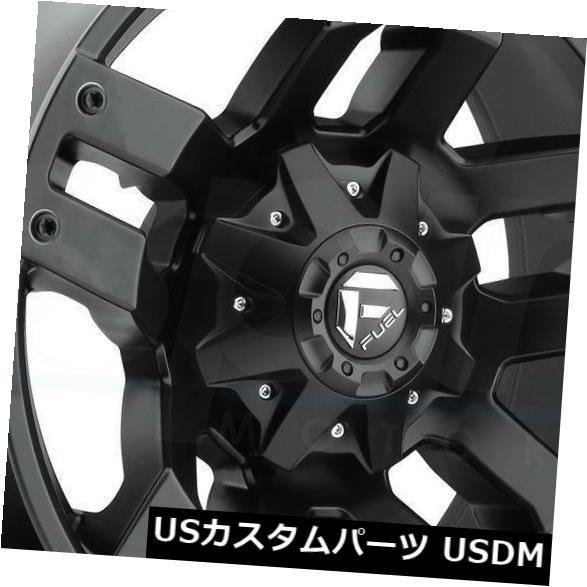 <title>車用品 バイク用品 >> タイヤ ホイール 海外輸入ホイール 20x10マットブラックホイールフューエルポンプD515 6x135 6x5.5 -24 4個セット 20x10 Matte Black Wheels Fuel 直営ストア Pump D515 Set of 4</title>