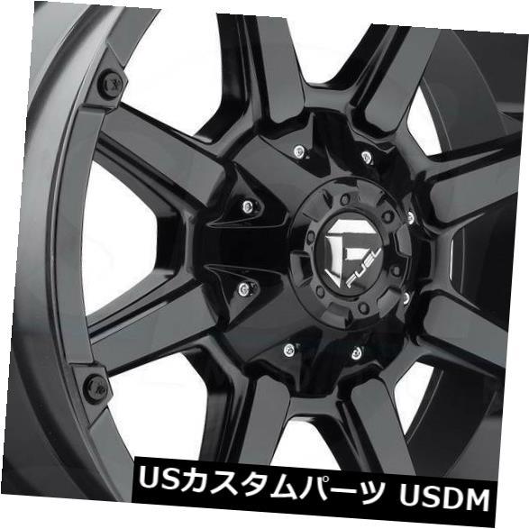 ★日本の職人技★ 海外輸入ホイール 20x10グロスブラックホイールフューエルカプラーD575 6x135 4) Wheels/ 6x5.5 (Set -18(4個セット) 20x10 Gloss Black Wheels Fuel Coupler D575 6x135/6x5.5 -18 (Set of 4), ハーブティーBrassica:e17eae6a --- unifiedlegend.com