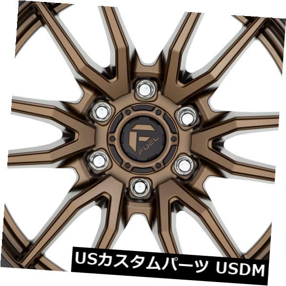 <title>車用品 バイク用品 >> タイヤ ホイール 海外輸入ホイール 20x9ブロンズブラックリップホイールFuel Rebel D681 8x170 1 4個セット 20x9 Bronze Black Lip 価格交渉OK送料無料 Wheels Fuel Set of 4</title>