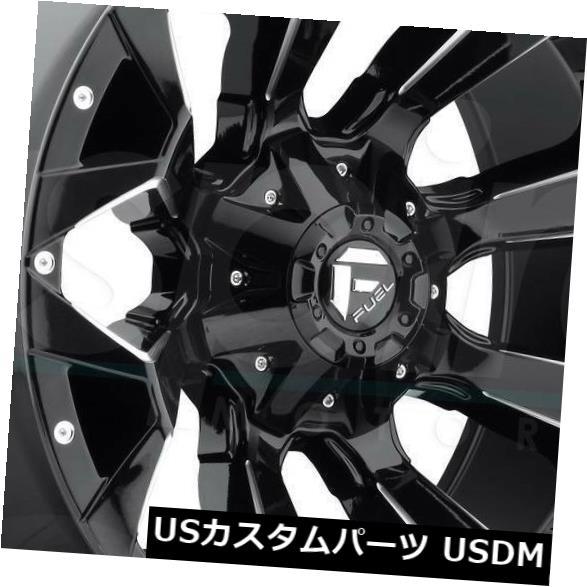 <title>車用品 バイク用品 >> タイヤ ホイール 海外輸入ホイール 20x9ブラックミルドホイールフューエルアサルトD546 6x135 6x5.5 1 4個セット 20x9 Black Milled Wheels Fuel Assault D546 Set of 4 奉呈</title>