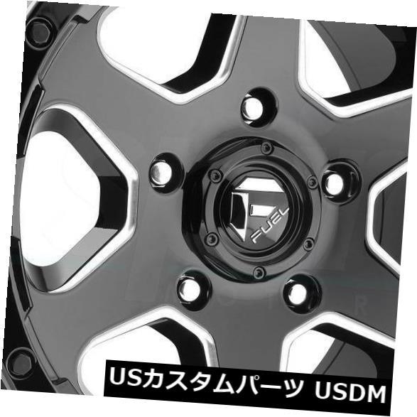 <title>車用品 バイク用品 >> タイヤ ホイール 低廉 海外輸入ホイール 20x9マットブラックホイールフューエルリッパーD589 5x150 1 4個セット 20x9 Matte Black Wheels Fuel Ripper D589 Set of 4</title>