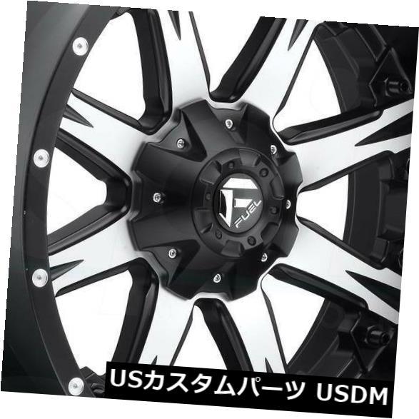 <title>車用品 バイク用品 >> タイヤ ホイール 海外輸入ホイール 20x9ブラックマシニングホイールFuel Nutz D541 5x5.5 5x150 1 国内正規総代理店アイテム 4個セット 20x9 Black Machined Wheels Fuel Set of 4</title>