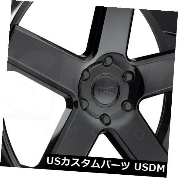 <title>車用品 バイク用品 >> タイヤ ホイール 海外輸入ホイール 22x8.5グロスブラックホイールDUB Baller S216 5x4.5 38 4個セット 22x8.5 Gloss Black Wheels DUB Set 信用 of 4</title>