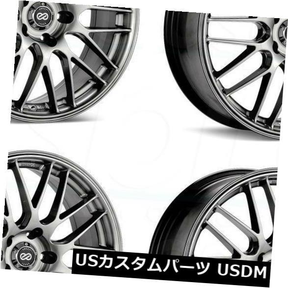 【2021?新作】 海外輸入ホイール 17x7 38 Hyper Silver Wheels Enkei 17x7 EKM3 5x114.3 EKM3 38(4個セット) 17x7 Hyper Silver Wheels Enkei EKM3 5x114.3 38 (Set of 4), 釣具のマスタック:260bc00f --- estoresa.co.za