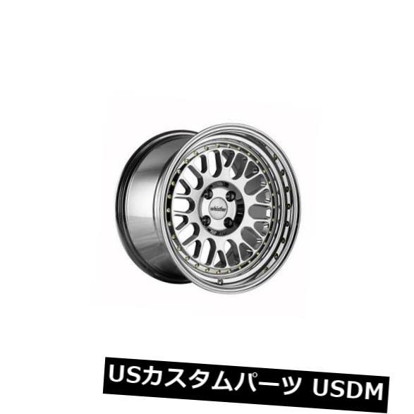 クラシック 海外輸入ホイール 18x9.5クロームホイールウィスラーSK1 4) 5x114.3 35(4個セット) 18x9.5 35 of Chrome Wheels Whistler SK1 5x114.3 35 (Set of 4), ハッピーファッションストア:d7c02367 --- growyourleadgen.petramanos.com
