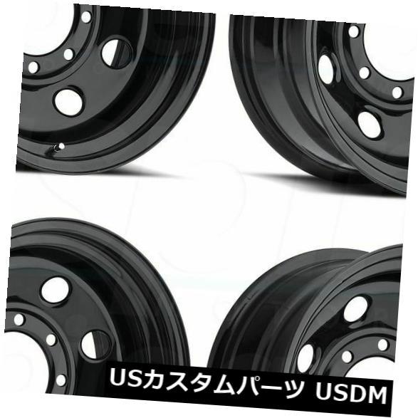 2021新作モデル 海外輸入ホイール 16x8 Black/ Wheels Vision HD (Set 85 85 Soft 8 5x5.5/ 5x139.7 -12(4個セット) 16x8 Black Wheels Vision HD 85 Soft 8 5x5.5/5x139.7 -12 (Set of 4), ナガワマチ:33b7bb63 --- qimedia.in
