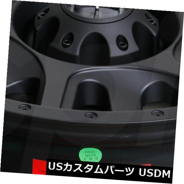 【日本製】 海外輸入ホイール of 18x9サテンブラックホイールVision 419 Split 8x6.5/ 8x165.1 419 12(4個セット)/ 18x9 Satin Black Wheels Vision 419 Split 8x6.5/8x165.1 12 (Set of 4), メディアステージ:78c80822 --- statwagering.com