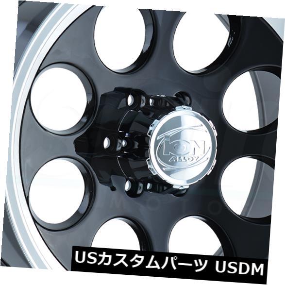 【正規品質保証】 海外輸入ホイール 17x9ブラックマシニングドリップホイールイオン171 of 5x135 Black 0(4個セット) 17x9 Black Machined Lip Wheels 0 Ion 171 5x135 0 (Set of 4), 花珠真珠店:a0df4743 --- verandasvanhout.nl
