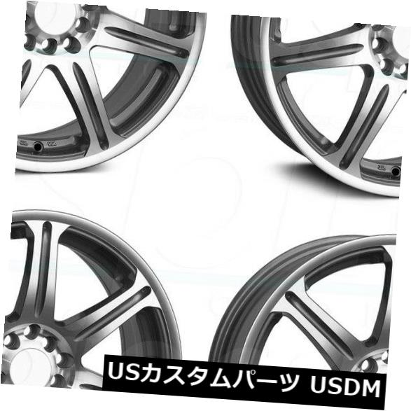 珍しい 海外輸入ホイール 15x6.5シルバー加工ホイールXXR 5x112/5x115 533 5x112/ 5x115 4) 35(4個セット) 15x6.5 35 Silver Machined Wheels XXR 533 5x112/5x115 35 (Set of 4), オオスカチョウ:6ea7f00b --- scrabblewordsfinder.net