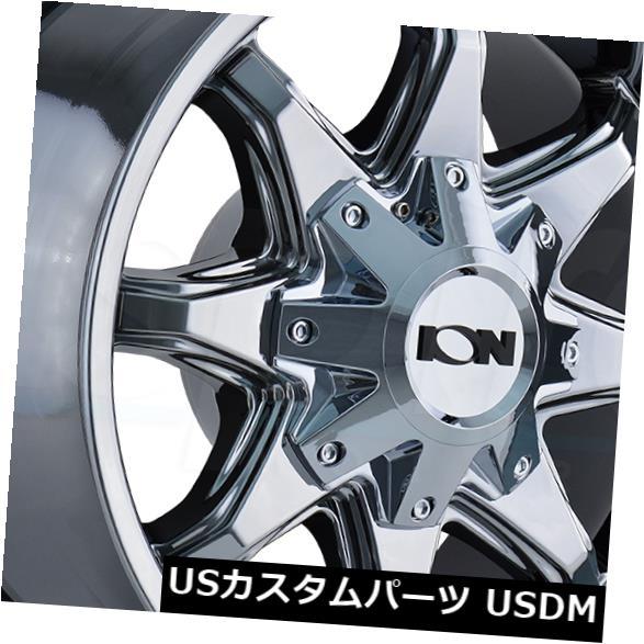 海外輸入ホイール 18x9 PVDホイールイオン181 5x114.3 / 5x5 18(4個セット) 18x9 PVD Wheels Ion 181 5x114.3/5x5 18 (Set of 4)