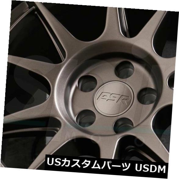 誕生日プレゼント 海外輸入ホイール 18x9.5 5x114.3/ 18x10.5ブロンズホイールESR 4) SR13 5x114.3 35 35/15/15(4個セット) 18x9.5/18x10.5 Bronze Wheels ESR SR13 5x114.3 35/15 (Set of 4), イエソン:d1bbb9b5 --- avpwingsandwheels.com