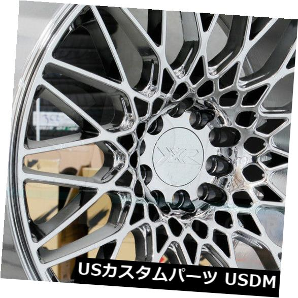 トップ 海外輸入ホイール 17x9.25プラチナホイールXXR 553 5x100 / 5x114.3 22(4個セット) 17x9.25 Platinum Wheels XXR 553 5x100/5x114.3 22 (Set of 4), NEXARY 4bda062d