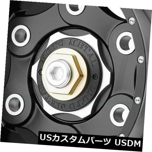 激安価格の 海外輸入ホイール 22x10サテンブラックホイールMoto Metal MO977 Link Link 8x180 -18(4個セット) of 22x10 Satin 4) Black Wheels Moto Metal MO977 Link 8x180 -18 (Set of 4), PRO-SHOP YASUKICHI:d4c515e2 --- tedlance.com