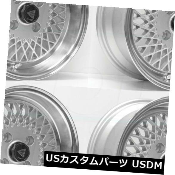 【返品不可】 海外輸入ホイール 38 15x7シルバーペイントホイールEnkei Enkei92 4x100 38(4個セット) 15x7 (Set Silver Paint of Wheels Enkei Enkei92 4x100 38 (Set of 4), 東田川郡:18bdf88a --- odishapolitics.in