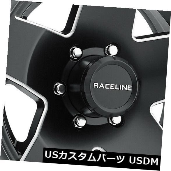【お取り寄せ】 海外輸入ホイール 14x5.5ブラックミルドホイールRaceline 855トレーラー5x4.5 0(4個セット) 4) 14x5.5 Milled Black Milled Wheels Raceline 0 855 Trailer 5x4.5 0 (Set of 4), くろしばりんご農園:88f751d5 --- unlimitedrobuxgenerator.com