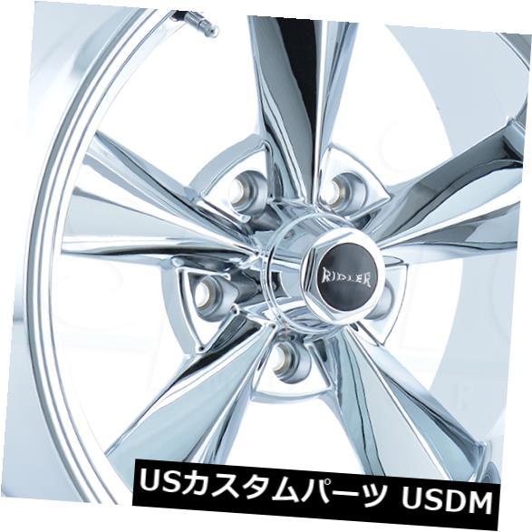 人気を誇る 海外輸入ホイール 675 17x7 Chrome Wheels Ridler 675 0 5x4.75 of/ 5x120.6 5 0(4個セット) 17x7 Chrome Wheels Ridler 675 5x4.75/5x120.65 0 (Set of 4), キャメロン専門店 Himawari:53f07122 --- ecommercesite.xyz