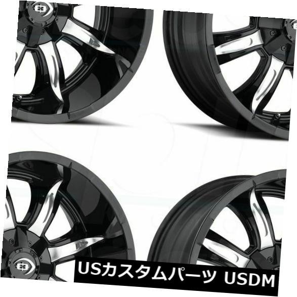 感謝の声続々! 海外輸入ホイール 17x9 Black Machined Vision Wheels Machined Vision 4) 423 Manic 6x135 -12(4個セット) 17x9 Black Machined Wheels Vision 423 Manic 6x135 -12 (Set of 4), 新宿 銀の蔵:4a8bc6d0 --- themezbazar.com