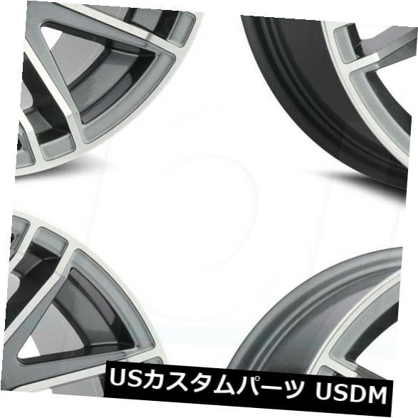 人気が高い 海外輸入ホイール 4x156 12x7 Gunmetal Machined Wheels Vision ATV 112 2.5 Assault Vision 4x156 2.5(4個セット) 12x7 Gunmetal Machined Wheels Vision ATV 112 Assault 4x156 2.5 (Set of 4), 上水内郡:98bcd25a --- atakoyescortlar.com