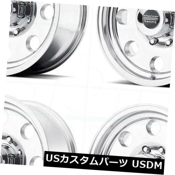 高品質の人気 海外輸入ホイール -43 15x10ポリッシュホイールAmerican Racing AR172 Baja 5x5.5/ of American 5x139.7 -43(4個セット) 15x10 Polished Wheels American Racing AR172 Baja 5x5.5/5x139.7 -43 (Set of 4), 倉敷市:b74839f0 --- ceremonialdovesoftidewater.com