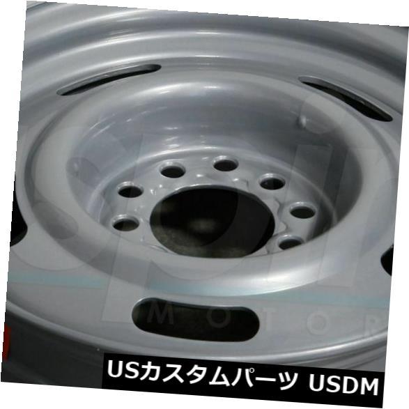 週間売れ筋 海外輸入ホイール 15x10 Silver Wheels 4) Rally Vision 55 Rally 5x114.3 (Set/ 5x120。 65/ 5x4.75 -32(4個セット) 15x10 Silver Wheels Vision 55 Rally 5x114.3/5x120.65/5x4.75 -32 (Set of 4), 古着買取FLAT:721048ae --- online-cv.site