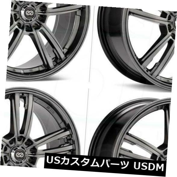 【超特価】 海外輸入ホイール 17x9ブラックペイントホイールエンケイコジン5x114.3 35(4個セット) 35 17x9 Black 4) Paint Wheels Enkei Enkei Kojin 5x114.3 35 (Set of 4), Ari shop:3b106144 --- ecommercesite.xyz