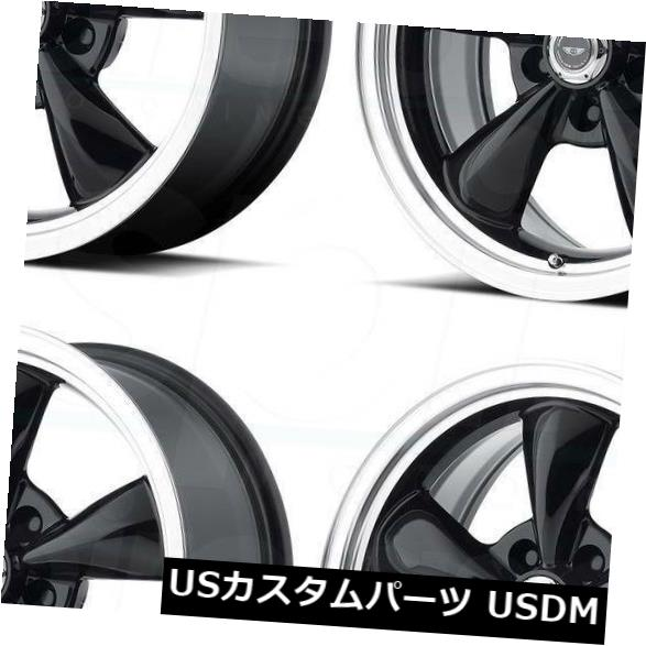 超熱 海外輸入ホイール 17x7.5 Torq Black Lip M Wheels American Racing 45 AR105 Torq Thrust M 5x115 45(4個セット) 17x7.5 Black Lip Wheels American Racing AR105 Torq Thrust M 5x115 45 (Set of 4), ジュエルジェミングJewelGeming:3bebcb6f --- tedlance.com