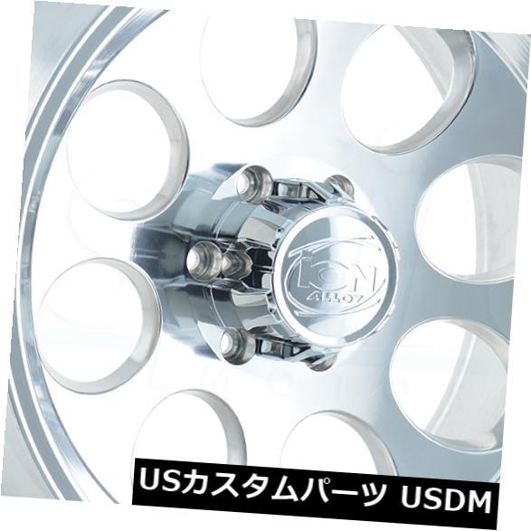 国内最安値! 海外輸入ホイール 17x9ポリッシュドホイールイオン171 5x5 17x9/ 5x127 0(4個セット) 0(4個セット) 17x9 Polished Wheels 5x127 Ion 171 5x5/5x127 0 (Set of 4), チクジョウグン:f1a30f67 --- themezbazar.com