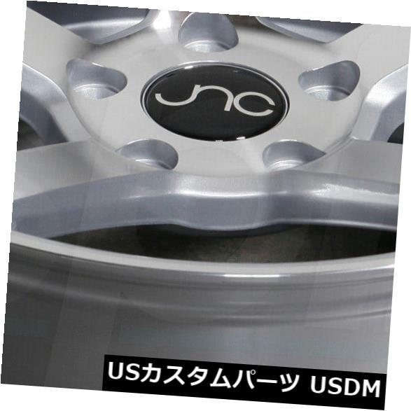 新発売の 海外輸入ホイール 19x9.5/ 19x10.5シルバーマシンフェイスホイールJNC 026 JNC026 JNC026 5x114.3 40 JNC026 4/25(4個セット 19x9.5/19x10.5 Silver Machine Face Wheels JNC 026 JNC026 5x114.3 40/25 (Set of 4, 小県郡:cdcb0ad3 --- growyourleadgen.petramanos.com