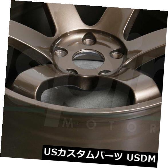 【高知インター店】 海外輸入ホイール 19x9.5グロスブロンズホイールJNC 014 JNC014 (Set 5x114.3 4) Wheels 25(4個セット) 19x9.5 Gloss Bronze Wheels JNC 014 JNC014 5x114.3 25 (Set of 4), バレエショップ Konju Dress:4b815b6e --- avpwingsandwheels.com