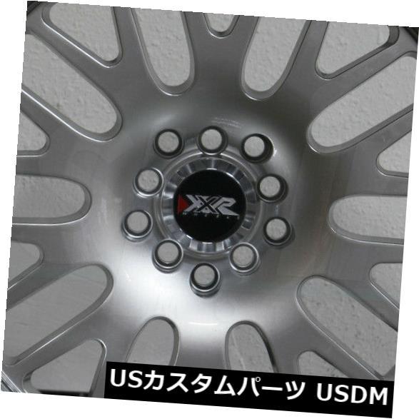 海外輸入ホイール 4-新しい16 XXR 531ホイール16x9 4x100 4x114.3 0ハイパーシルバーMLリム 4-New 16 XXR 531 Wheels 16x9 4x100 4x114.3 0 Hyper Silver ML Rims