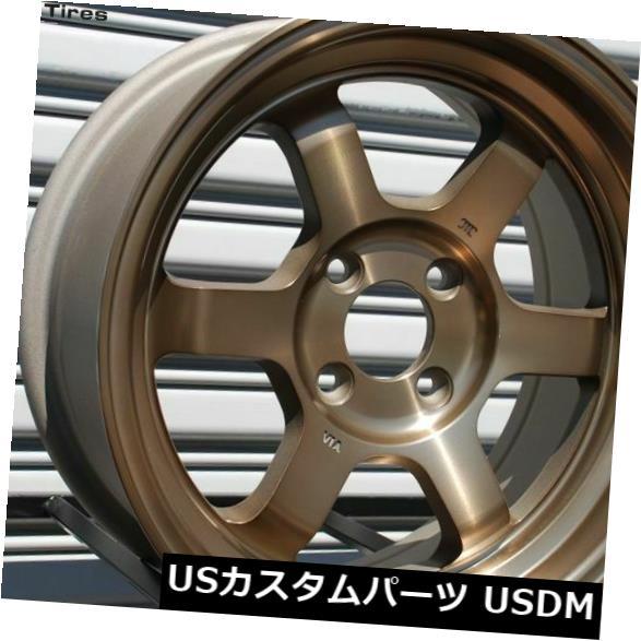 【国際ブランド】 海外輸入ホイール 4-New Rims 15