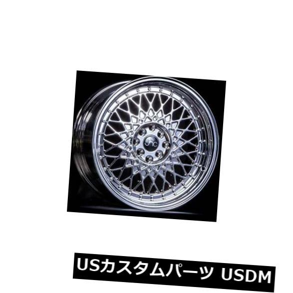 卸売 海外輸入ホイール 4-新しい15インチJNC Rims 031 031 JNC031ホイール15x8 4x100/ 4x100/4x114.3 4x114.3 20プラチナリム 4-New 15